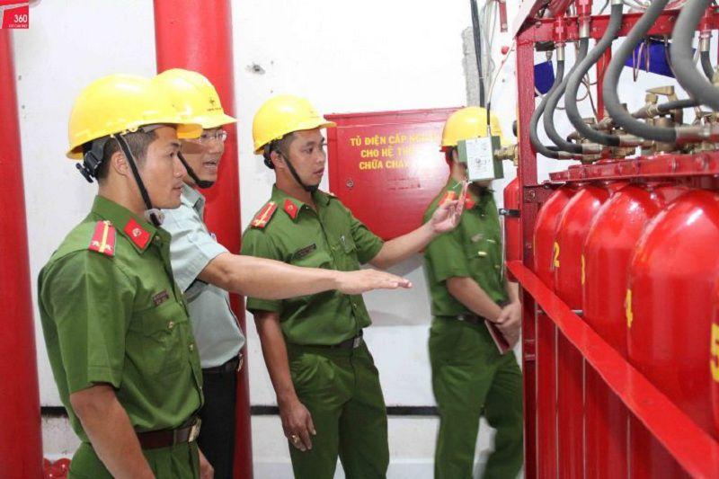 Lựa chọn đơn vị uy tín để nghiệm thu hệ thống phòng cháy chữa cháy
