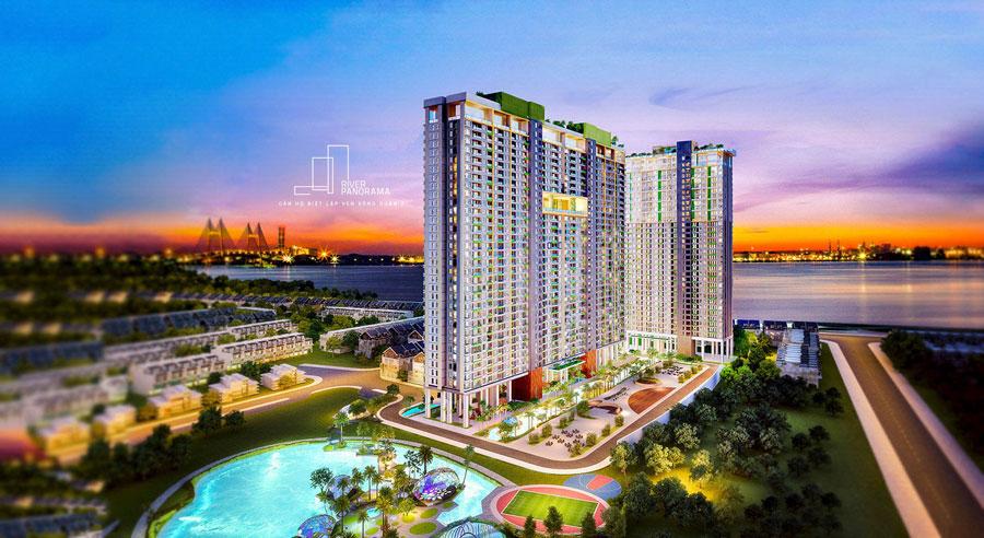 Giá bán cho thuê căn hộ chung cư quận 7
