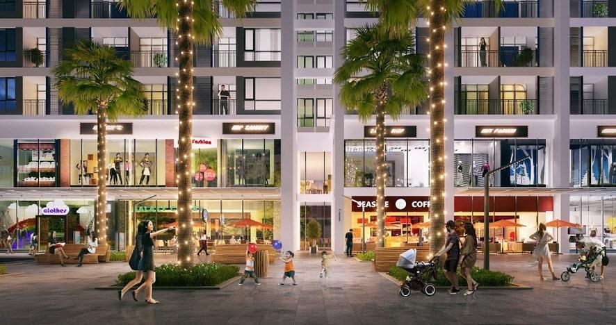 Căn hộ thương mại Shophouse là loại nhà ở khá mới tại thị trường Việt Nam.